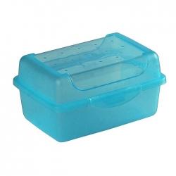 Pojemnik na żywność - Luca - 0,35 litra - świeży niebieski