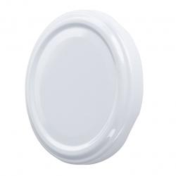 Zakrętki do słoików - biała - śr. 89 mm - 100 szt.