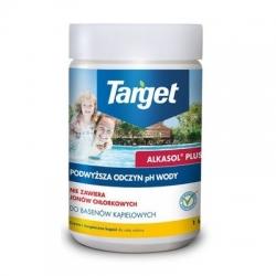 Alkasol Plus - skutecznie podwyższa pH wody - Target - 1 litr
