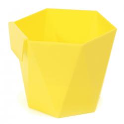 Modułowa osłonka do ziół Heca - żółta - 12,5 cm