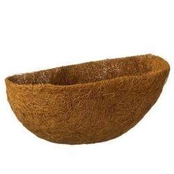 Mata kokosowa do koszyków wiszących przyścienna 35 cm