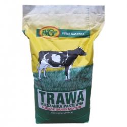 Mieszanka traw pastewnych - Wysokobiałkowa z koniczyną KS-13 - 10 kg