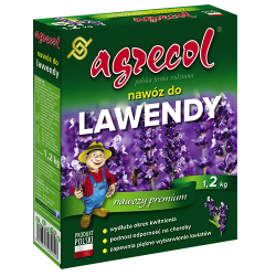 Nawóz do lawendy granulowany - Agrecol - 1,2 kg