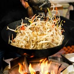 Nasiona na kiełki - mieszanka chińska na patelnię