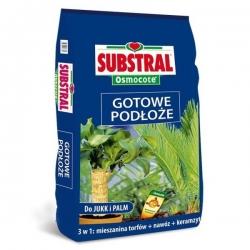 Gotowe podłoże do jukk i palm - komplet potrzebnych składników - Substral - 5 litrów