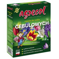 Nawóz granulowany do roślin cebulowych i bylin - Agrecol - 1,2 kg