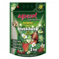 Hortifoska do truskawek i poziomek - łatwy w użyciu i skuteczny nawóz - Agrecol - 1 kg