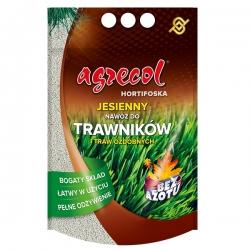 Hortifoska jesienna do trawników - łatwy w użyciu i skuteczny nawóz - Agrecol - 1 kg