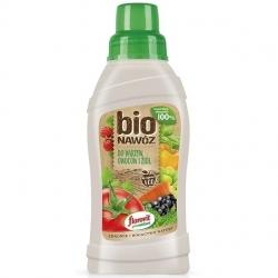 BIO Nawóz do warzyw, owoców i ziół - do upraw ekologicznych - Florovit - 500 ml