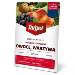 Karate Zeon 050 CS - na mszyce, gąsienice i inne szkodniki - Target - 2,5 ml