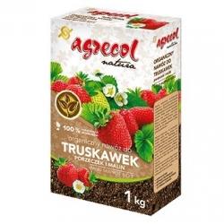 EKO Ranczo - Nawóz organiczny do truskawek - Agrecol - 1 kg