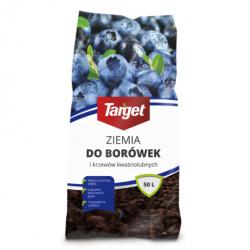 Podłoże do borówek - Target - 50 litrów