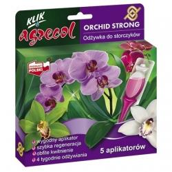 Orchid Strong - wzmacnia i przedłuża kwitnienie storczyków - Agrecol - 75 ml