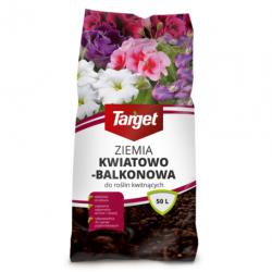 Ziemia kwiatowo-balkonowa - Target - 10 l