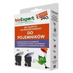 Saszetki antyodorowe do pojemników na odpadki - BioExpert - 4 saszetki