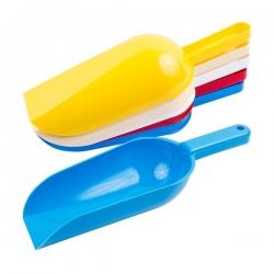 Plastikowa łopatka do sypkich produktów