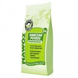 Siarczan potasu - nawóz rozpuszczalny do ogrodu - 20 kg
