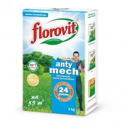 Nawóz interwencyjny do trawników z mchem - Florovit - 1 kg