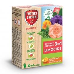 Limocide rośliny ozdobne - naturalny środek 3 w 1 - Protect Garden (dawniej Bayer) - 30 ml