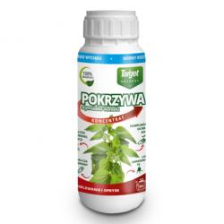 Pokrzywa - skoncentrowany ekstrakt wspomagający wzrost roślin - Target - 1 litr