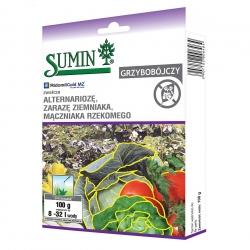 Ridomil Gold MZ Pepite 67,8 WG - na choroby grzybowe winorośli, tytoniu i warzyw - Sumin - 100 g