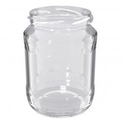 Słoje zakręcane szklane, słoiki - fi 82 - 720 ml - 40 szt.