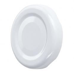 Słoje zakręcane szklane, słoiki - fi 82 - 900 ml + zakrętki białe - 120 szt.