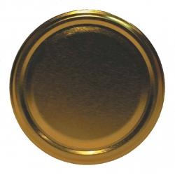 Zakrętka do słoików - złota - śr. 100 mm