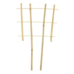 Drabinka bambusowa - idealna do kwiatów - S4 - 35 cm
