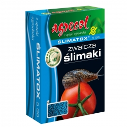 Ślimatox 5 GB - zwalcza ślimaki - na 625 m2 - Agrecol