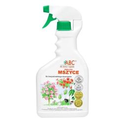 Preparat na mszyce ABC - Zwalczanie mszycy i innych szkodników w uprawie roślin ozdobnych