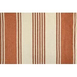Hamak z płótna - 200 x 150 cm - bez rozpórki - z poręcznym materiałowym pokrowcem - brązowy