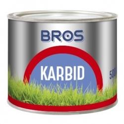 Karbid w granulacie - BROS - 500 g