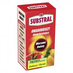 Polysect 005 SL - długodziałający, owadobójczy, do stosowania na warzywa i owoce - Substral - 25 ml