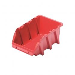 Skrzynka narzędziowa, kuweta warsztatowa - Bineer Long - 19,8 x 29,5 cm - czerwony