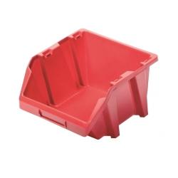 Skrzynka narzędziowa, kuweta warsztatowa - Bineer Short - 19,8 x 21,4 cm - czerwony