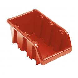 Skrzynka narzędziowa, kuweta - 16 x 23 cm - NP10 - pomarańczowy