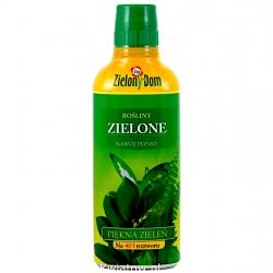 Nawóz do roślin zielonych - Zielony Dom - 300 ml