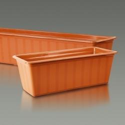 Zewnętrzna doniczka Agro - Terakota - 70 cm