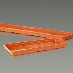 Podstawka do zewnętrznej doniczki Agro - Terakota - 65 cm