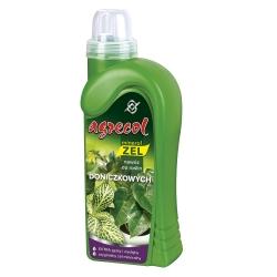 Nawóz do roślin doniczkowych w formie żelu - Agrecol - 250 ml