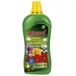 Nawóz do roślin balkonowych i tarasowych - Agrecol - 350 ml