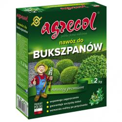 Agrecol - Nawóz do bukszpanów - 1,2 kg