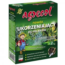Nawóz do iglaków wspomagający ukorzenianie - Agrecol - 1,2 kg