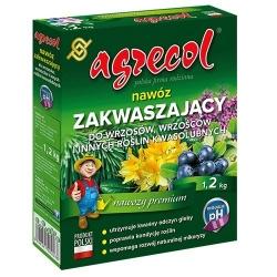Zakwaszający nawóz do roślin iglastych, borówek i różaneczników - Agrecol - 1,2 kg