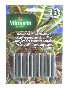 Pałeczki nawozowe do roślin zielonych - Vilmorin - 12 szt.