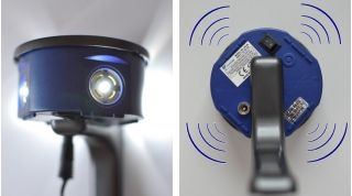 Odstraszacz gryzoni, kun, szczurów i myszy - Quattro-LED