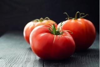 Pomidor Malinowy Ożarowski - NASIONA ZAPRAWIANE