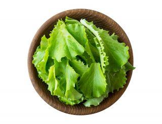 Baby Leaf - Sałata liściowa Lollo Bionda