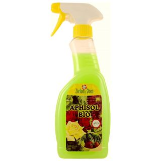 Aphisol Bio - nawóz do roślin zainfekowanych przez szkodniki - Zielony Dom - 500 ml